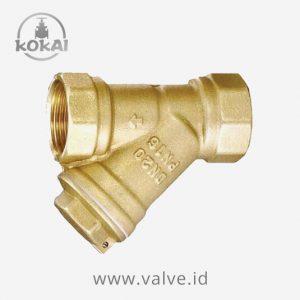 Y- Strainer Brass PN 16 SE