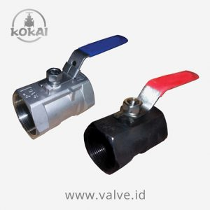 Ball Valve 1000 WOG Steinless Steel