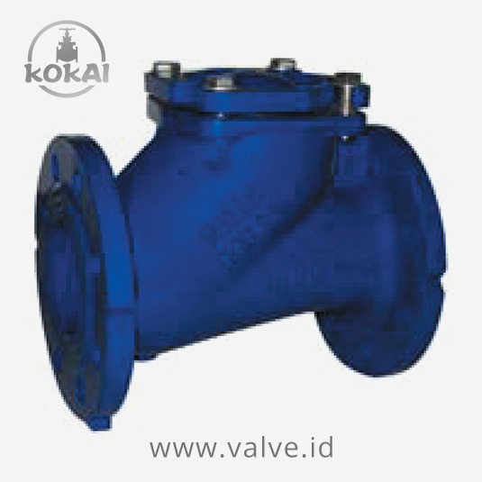 Ball Check Valve - Flanged