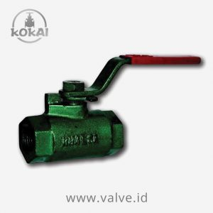 Ball Valve PN 16, Cast Iron, Screwed