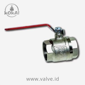Ball Valve PN 20, Brass Chrome, Plated Ball Valve