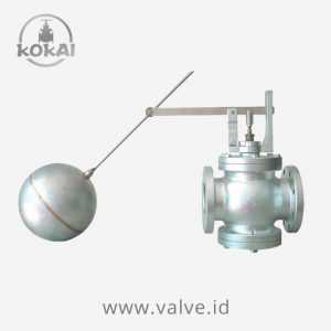 Float Valve 10K Cast Iron Flanged End
