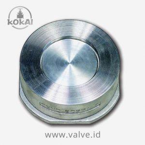 Disc Check Valve SS PN 40