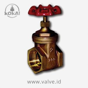 Gate Brass pn 16 Screw