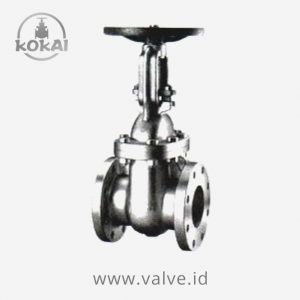 Gate Valve Cast Iron JIS 10K RS FE