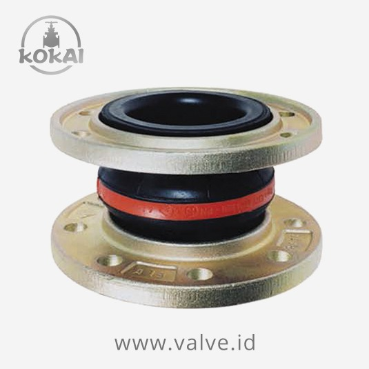 Rubber Expansion Joint JIS 10K FE