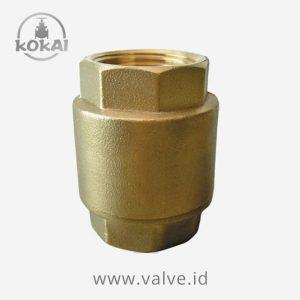 Spring Check Brass 10K SE kokai