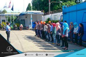 Safety Talk PT. Kokai Indo Abadi